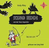 KING EDDI UND DER FIESE IMPERATOR - RILEY,ANDY   CD NEW