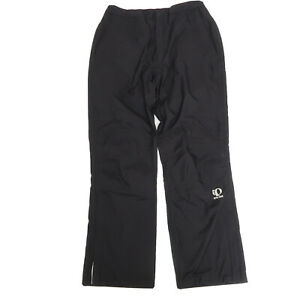 PEARL IZUMI Cycling Pants Mens XL Nylon Black Waterproof Rain Bike Bicycle