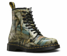 Dr. Martens Men's Sz 13 8-Eye 1460 William Blake Backhand Satan Leather Boots