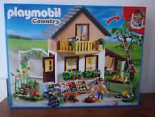 Playmobil 5123 Paese Fattoria Coniglio PENNE NUOVO Scatola Danneggiata