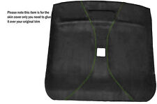 GREEN STITCH ROOF HEADLINING PU SUEDE SKIN COVER FITS NISSAN S13 200SX 88-93