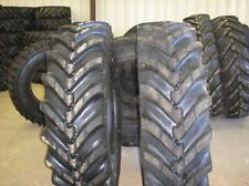 New Voltrye 18.4R34 Radial Tractor Tire with tube 8 ply