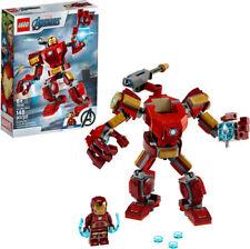 Lego® Marvel Super Heroes - Iron Man Mech 76140 [New Toy] Brick