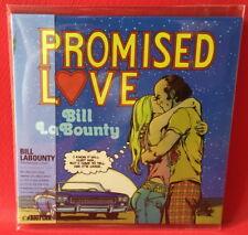 BILL LaBOUNTY-PROMISED LOVE KOREA BIG PINK MINI LP CD SEALED W/OBI