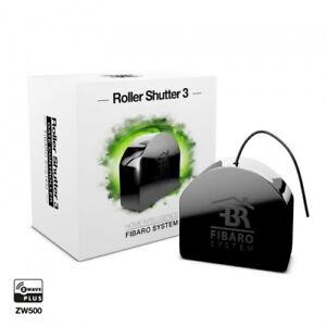 FIBARO - Z-Wave Plus Blind/Roller Shutter 3, FGR-223