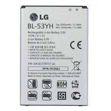 BATTERIA ORIGINALE LG 3000mAh BL-53YH PER LG G3 D855 D850 D851 D830