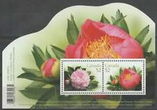 Canada postfris 2008 MNH Block 101 - Bloemen / Flowers (S2036)