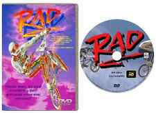 RAD HD DVD 1986 REMASTERED WIDESCREEN BMX Movie Special Edition NEW & SEALED