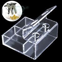 Dental Impression Cartridge Delivery Dispenser Gun Mixing Tips Organizer