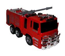 Kinder Spielzeug Feuerwehr Feuerwehrauto Auto mit LED Licht Sirene Selbstfahrend