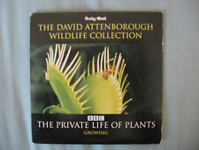 DAVID ATTENBOROUGH DVD THE PRIVATE LIFE OF PLANTS GROWING DVD DAILY MAIL