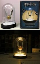 Harry Potter Golden Snitch Usb Light Quidditch Lampada da Scrivania