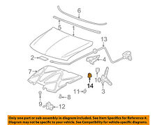 GM OEM Hood-Release Cable Retainer 22581725