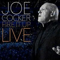 JOE COCKER Fire It Up Live 2CD BRAND NEW