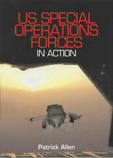 US Special Operations Forces: In Action, Very Good, Allen, Patrick Book