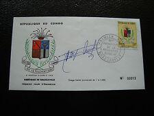 CONGO - enveloppe 1er jour 15/8/1967 (cy29)