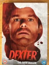 Dexter - Series 5 (DVD, 2011, 4-Disc Set)