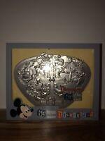 Disneyland Park 65th Anniversary Park Map Boxed Jumbo Pin IN HAND/READY TO SHIP