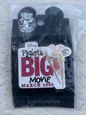 Disney Pin Dlr Disney Presents Piglet's Big Movie Le 1000