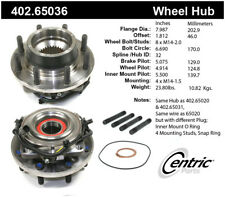 Axle Bearing and Hub Assembly Front Centric fits 10-16 Ford F-350 Super Duty