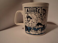 tasse - mug - kopje Kuifje / Tintin *planta 1980*
