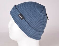 2016 NWT MENS DAKINE TALL BOY BEANIE $18 one size chill blue slouch fit