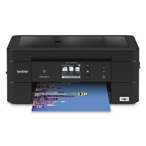 New Brother MFC-J895DW Wireless InkJet All-In-One MultiFunction Color Printer