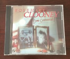 Demi-Centennial by Rosemary Clooney (Album CD, Jul-1995, Concord)