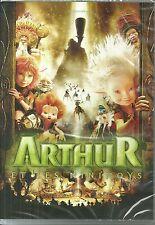 DVD - ARTHUR ET LES MINIMOYS ( DESSIN ANIME - NEUF EMBALLE )