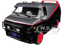 "1983 GMC VANDURA ""THE A-TEAM"" TV SERIES 1/24 DIECAST MODEL BY GREENLIGHT 84072"