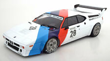 Minichamps BMW M1 Procar Procar Series 1979 Regazzoni #28 1/12 Scale New Release