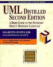 UML Distilled: A Brief Guide to the Standard Object Modeling Language (2nd Editi