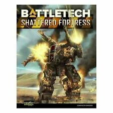Battletech Shattered Fortress Catalyst Game Labs Cat35900