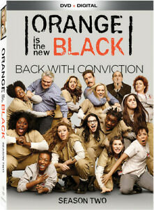 Orange Is the New Black: Season Two [New DVD] Boxed Set