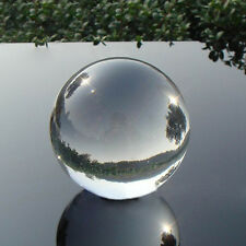 High Quality Unisex Natural Quartz Clear Magic Crystal Glass Healing Ball Sphere
