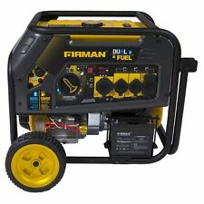 Firman Power Equipment Dual Fuel Propane/Gas 10,000W Generator H08051