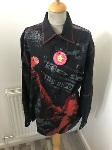 Punk Sex Pistols Shirt By Dragonfly Size XL Chest 48 New With Tags