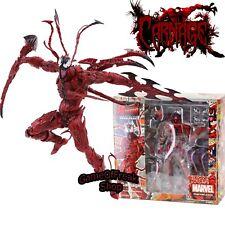 Figura Carnage Venom Revoltech 17 cm Marvel Figurine