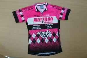 Ladies DHB Cycling Top Shirt Size 12 UK