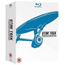 Star Trek 1-10 : Remastered - Box Set - William Shatner - New Blu-Ray