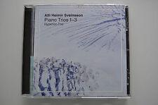 Atli Heimir Sveinsson: Piano Trios 1-3 - Hyperion-Trio - CD