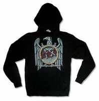 Slayer Classic Big Eagle Logo Back Pullover Hoodie Sweatshirt New Official