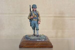 STADDEN SERIES 77 90mm WWII AMERICAN GI ARMY CORPORAL MUSEUM QUALITY