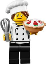 NEW LEGO MINIFIGURE​​S SERIES 17 71018 - Gourmet Chef