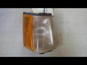 Passenger Corner/Park Light 4 Door Sedan GL Fits 85-86 SUBARU PASS. 150169