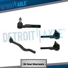 Dodge D50 Ram 50 Mitsubishi Mighty Max Front Inner & Outer Tie Rod Kit