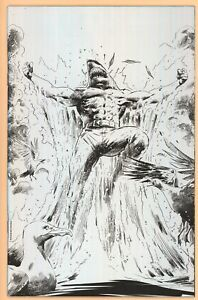 Free Comic Book Day 2021(Suicide Squad:King Shark)- Trevor Hairsine Holo Variant