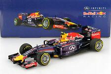 Daniel Ricciardo Infiniti Red Bull RB10 #3 Formel 1 2014 1:18 Minichamps