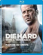 Blu-Ray - Die Hard With a Vengeance 3 - [Blu-Ray + Dvd] - Very good