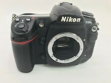 Nikon D300S 12.3MP DSLR Camera - Black - Body Only - No Charger - 1 Bat - 8GB CF